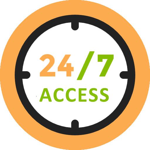24/7 Studio Access