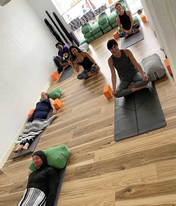 Quaint studio space for Yogis and Instructors